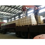 2*20 Containers Galvanized Torsion Spring to Shanghai Port