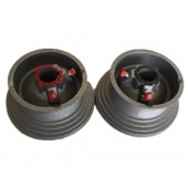 High Lift Garage Door Cable Drums D400-54  (MAX HIGH Lift)