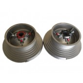 Garage Door Cable Drum for High Lift Doors D575-120 (Pair)